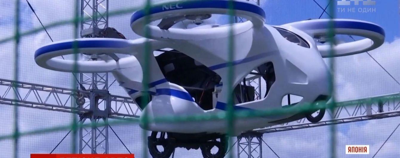 Япония готовится внедрить воздушные автомобили в 2030 году