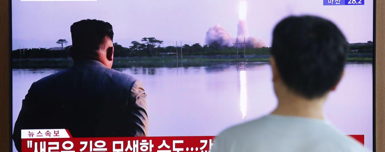 Северная Корея запустила две ракеты. В четвертый раз за последние недели