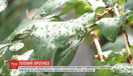 В Гидрометцентре спрогнозировали украинцам переменчивый август