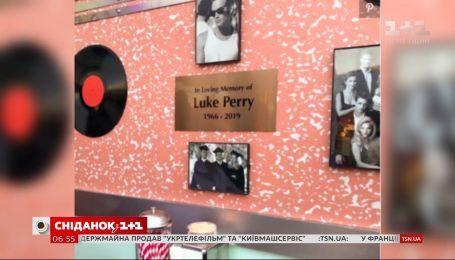 В Лос-Анджелесе открылось легендарное кафе Peach Pit из сериала Беверли Хиллз-90210