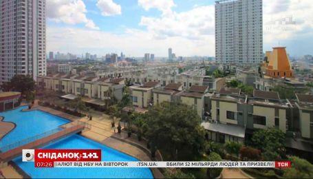 Село на даху будівлі: у Джакарті звели оригінальний житловий комплекс