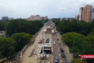 Кличко розповів, коли у Києві відкриють Борщагівський шляхопровід