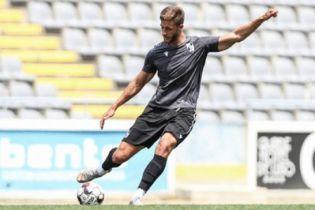 Украинец Бондаренко принес португальскому клубу победу в матче Кубка лиги