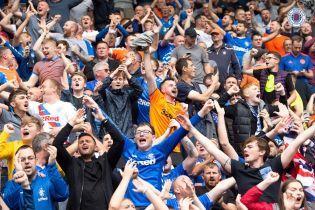 Фанати шотландського клубу під час святкування голу проломили дах трибуни для людей з інвалідністю