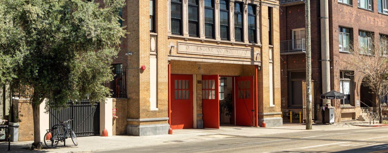 В Лос-Анджелесе в здании пожарного депо открыли бутик-отель