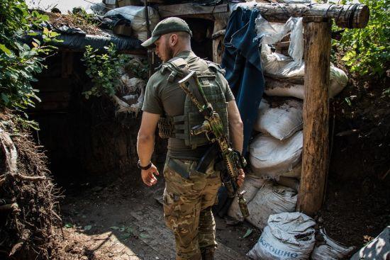 Російські найманці посилили обстріли на Донбасі. Бойовики використали артилерію