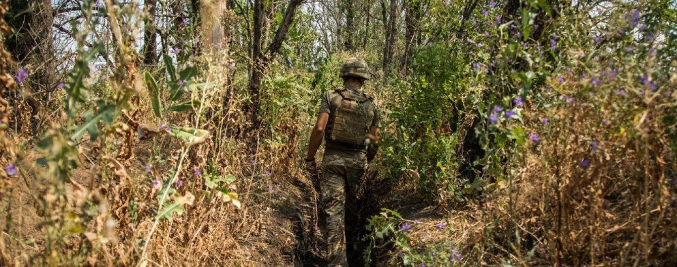В ООС назвали имя погибшего на Донбассе нацгвардейца