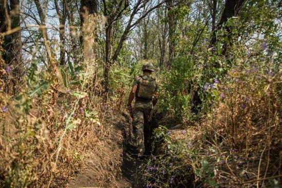 У середу бойовики знову обстріляли українські позиції. Ситуація на Донбасі