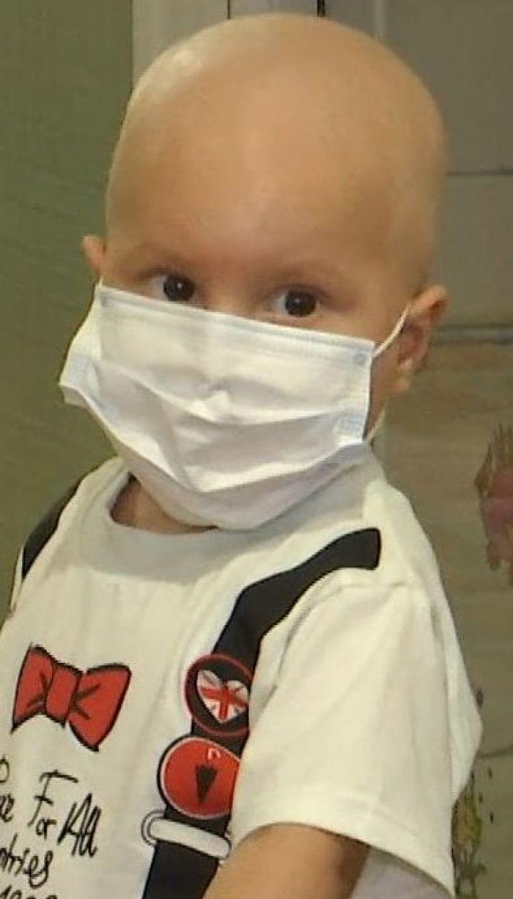 """У національній лікарні """"Охматдит"""" відновили трансплантацію кісткового мозку"""