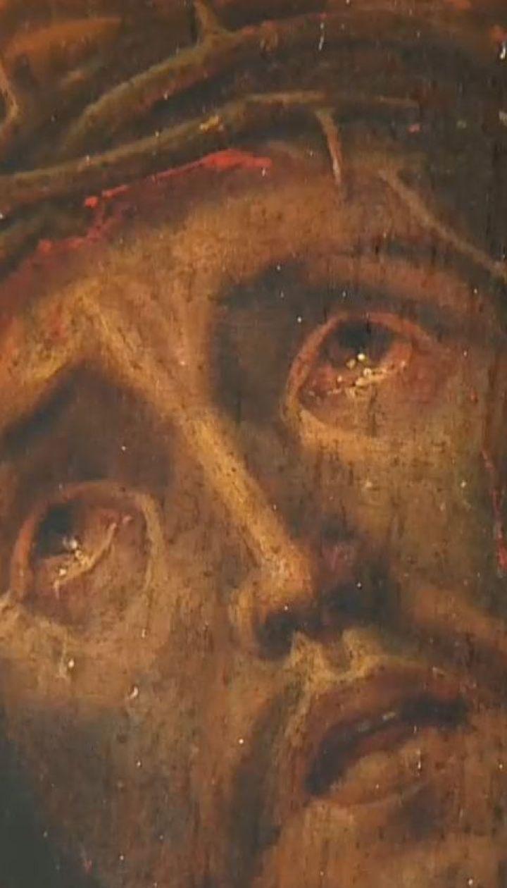 Бельгієць випадково купив полотно Рембрандта датоване XVII століттям
