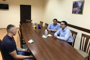 """Политзаключенный Стешенко рассказал историю появления видео """"признания"""" в """"преступлении"""""""