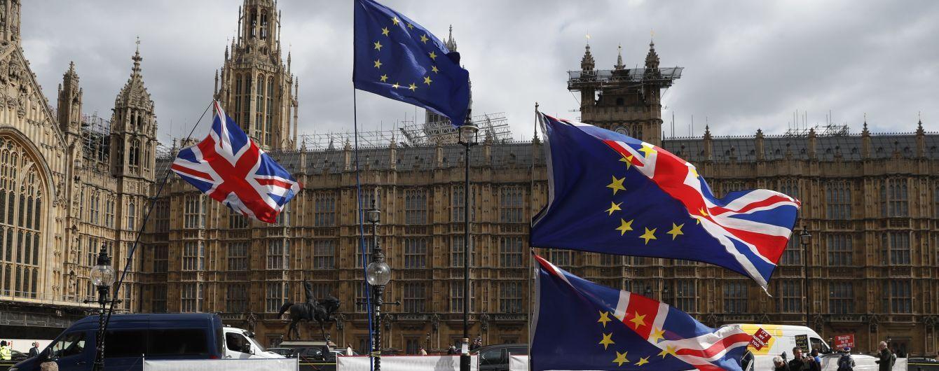 ЄС не бачить підґрунтя для подальших перемовин щодо Brexit