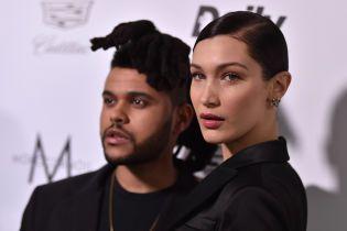 Белла Хадід та The Weeknd знову розійшлися - ЗМІ