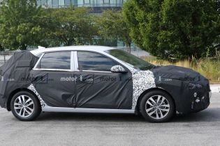 Автошпионы засняли гибрид Hyundai i30 на тестах