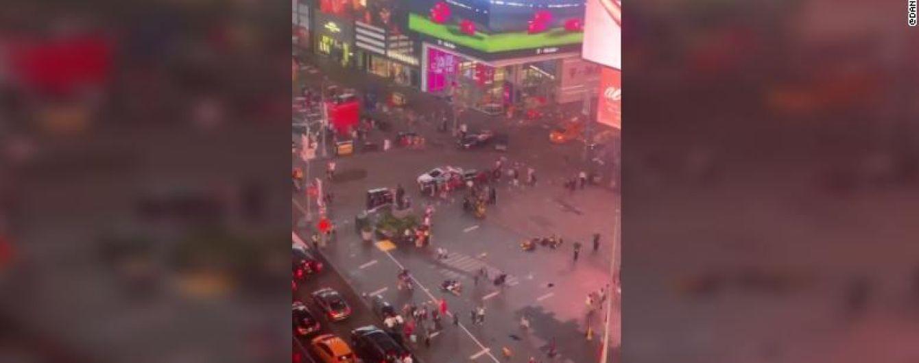 """""""Стрелок"""". В Нью-Йорке люди устроили жестокую давку из-за звука мотоциклов"""