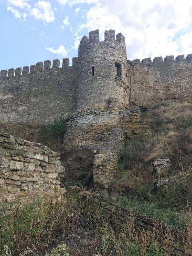 Аккерманская крепость, Белгород-Днестровская крепость, Одесса