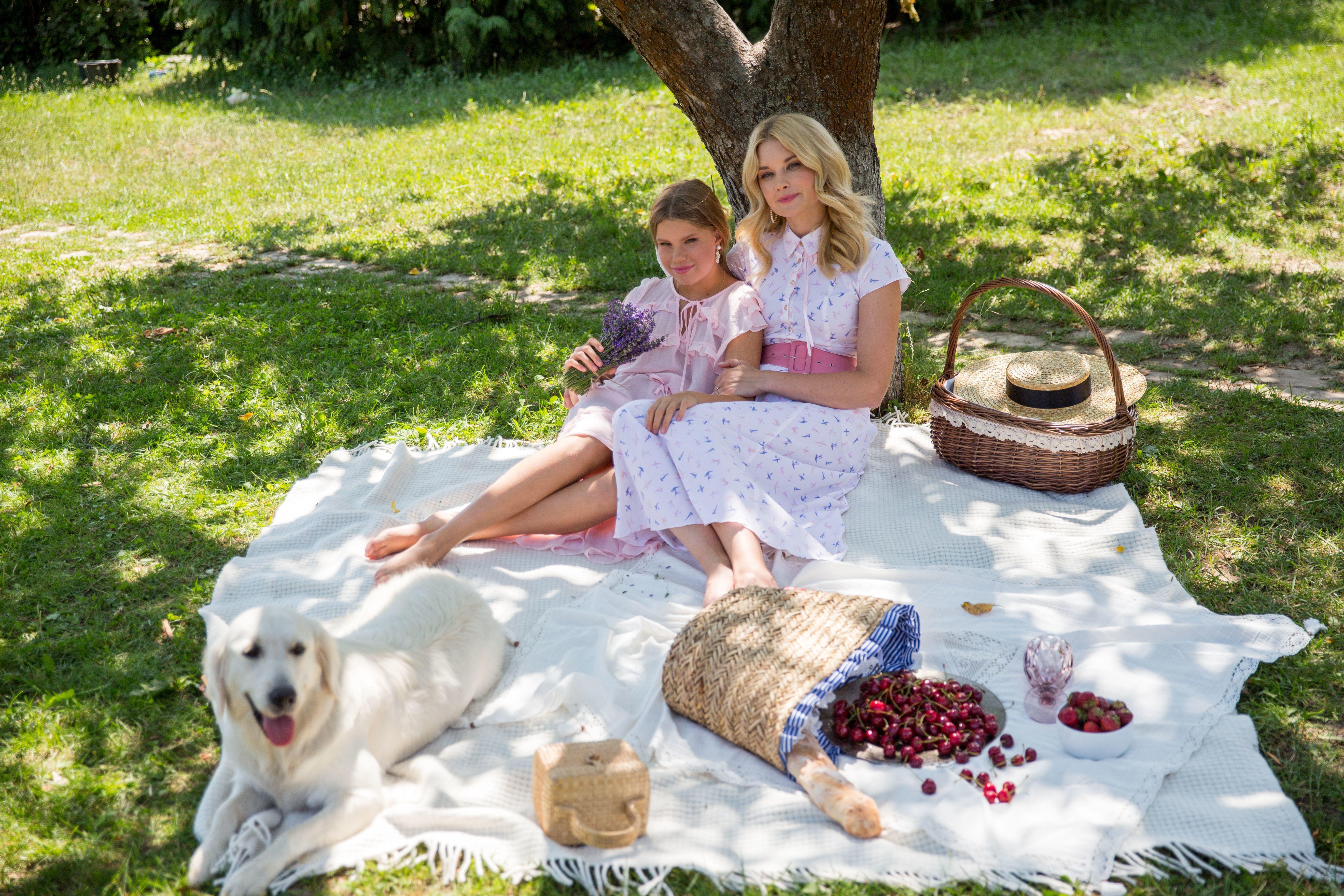 Лідія Таран з донькою для Viva_1