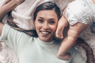 Регина Тодоренко впервые показала лицо своего сына