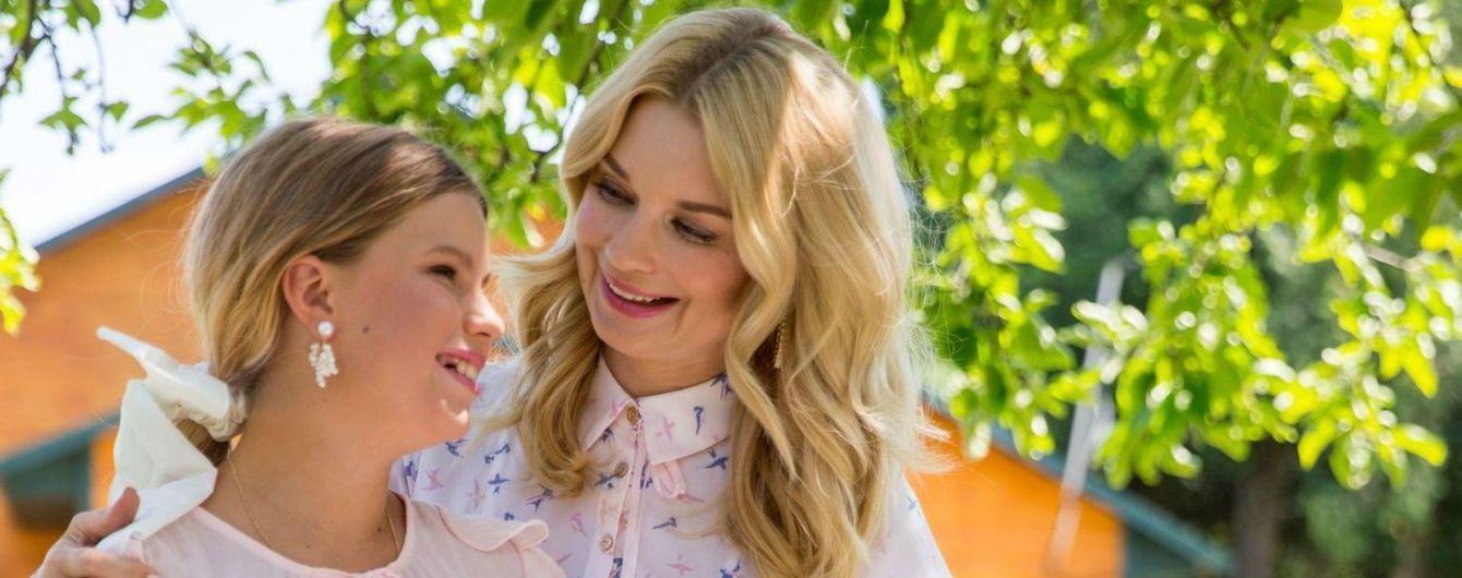 У Мережі з'явилися нові ніжні фото Лідії Таран з підрослою донькою