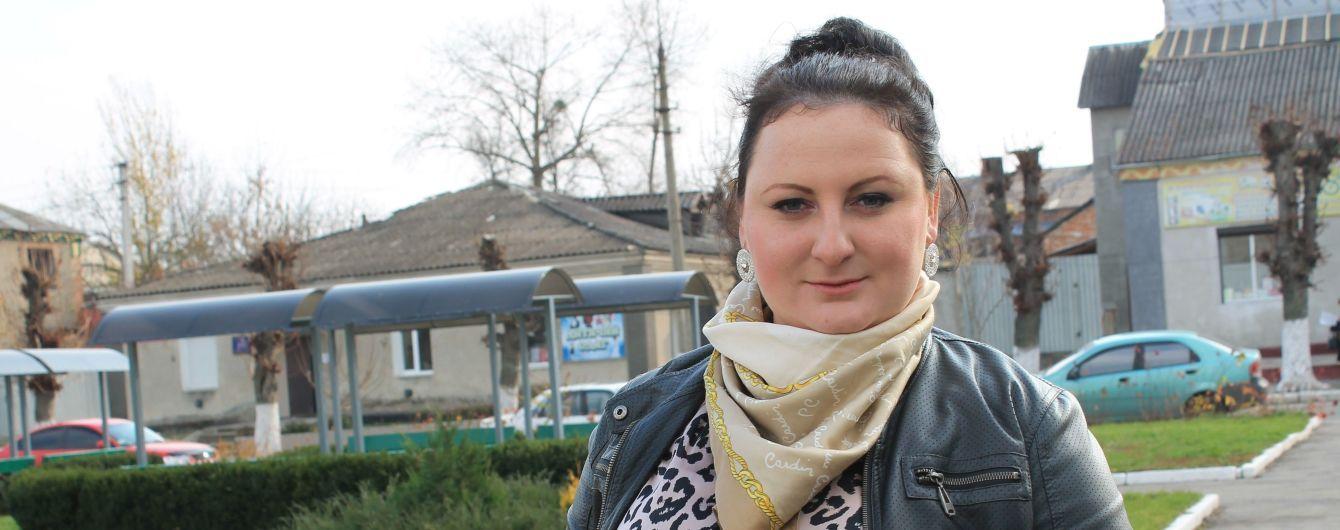 Александра просит помочь спасти ей жизнь