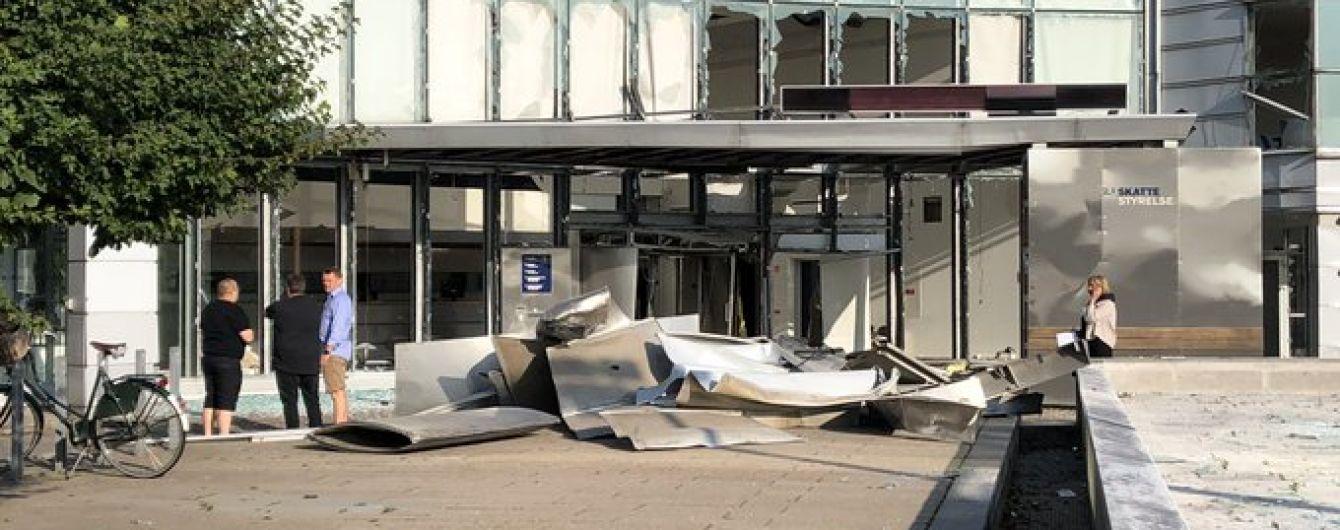 В Копенгагене прогремел второй за неделю взрыв