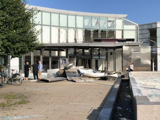 У Копенгаґені прогримів другий за тиждень вибух