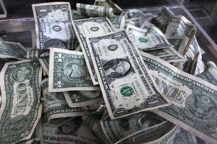 Долар упав до нового рекордно низького рівня. Курси валют Нацбанку на 10 грудня