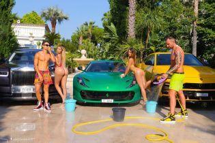 Ferrari запретила снимать сексуальных девушек на фоне суперкаров