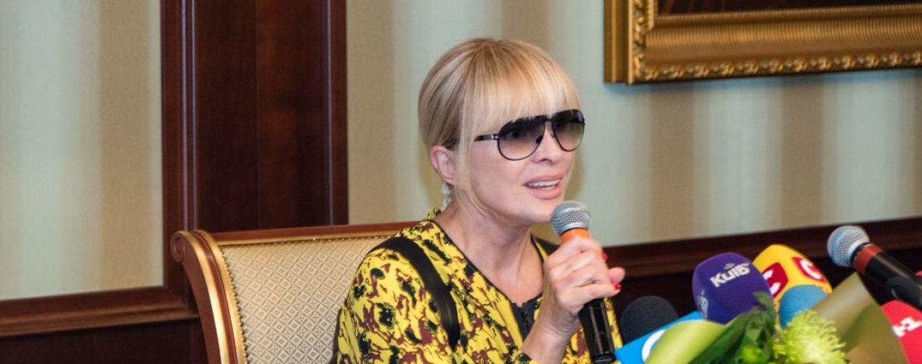 """""""Я зрозуміла, що помираю"""": Лайма Вайкуле розповіла про страшний інцидент в Одесі"""
