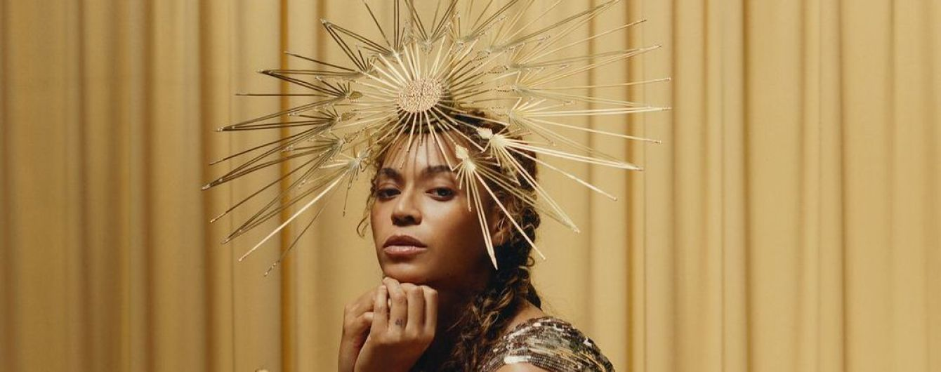 Знімок з фотосесії Бейонсе стане експонатом у Національній портретній галереї США