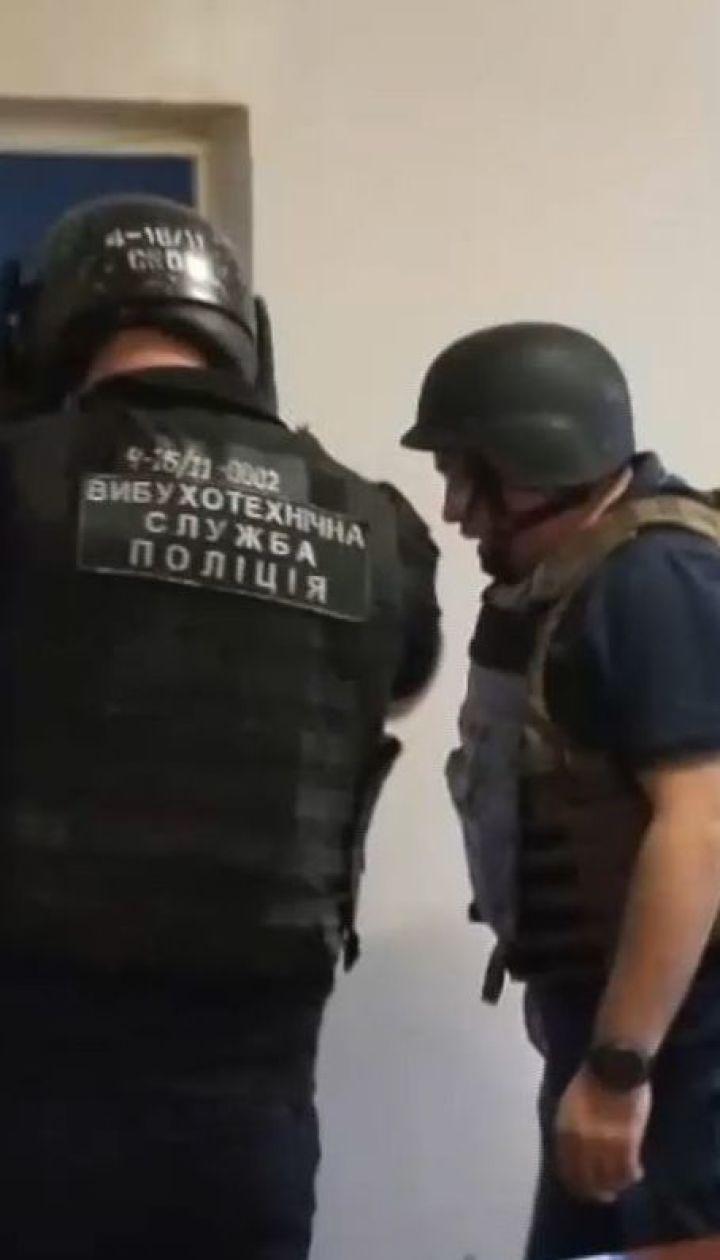 В Одесской области в больнице взорвалась боевая граната: погибли два человека