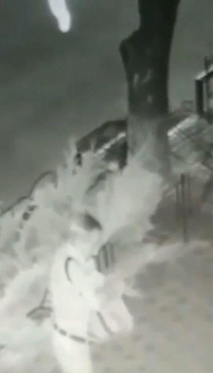 В Полтаве разыскивают мужчину, который пытался застрелить охранника ресторана