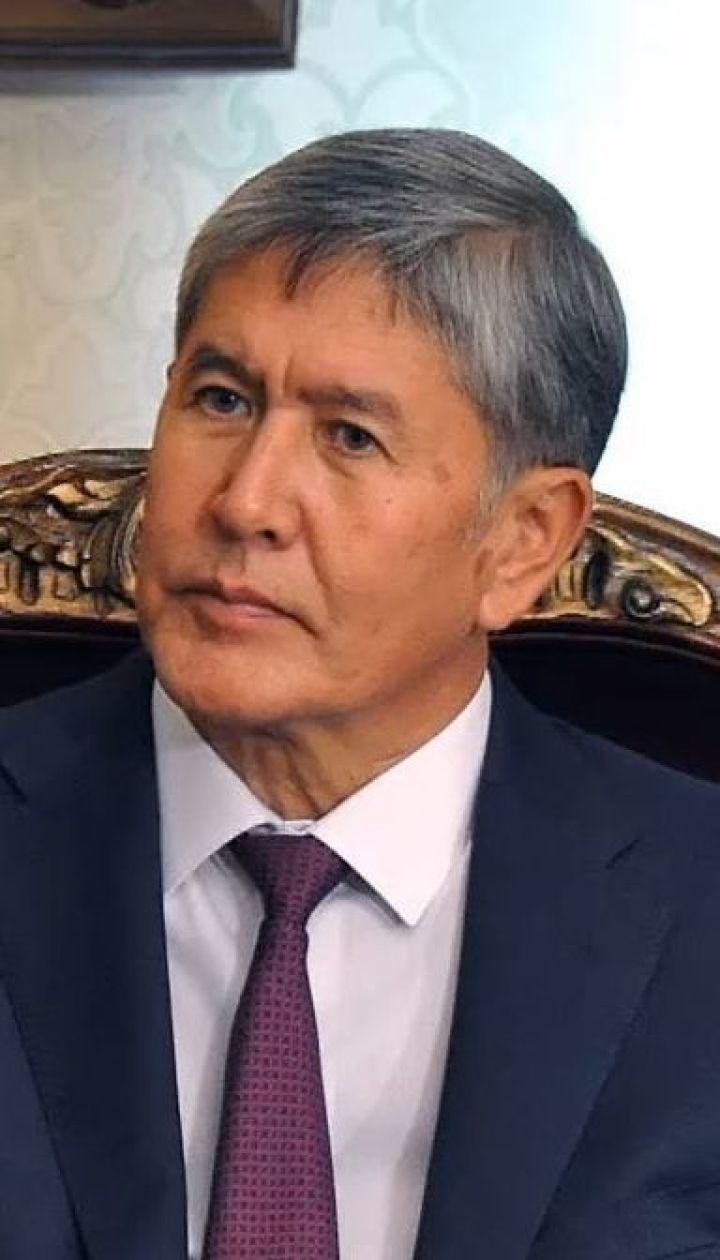 Спецпризначенці штурмують дім колишнього президента Киргизстану