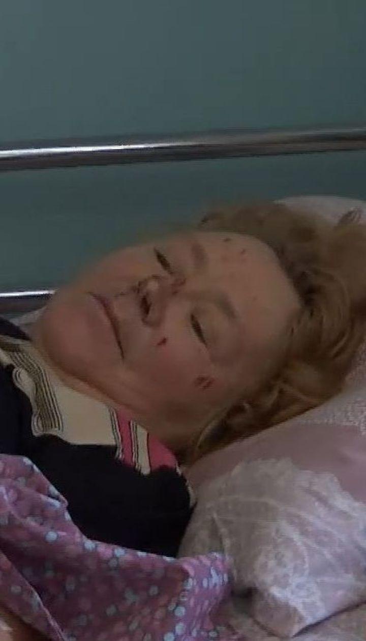 Пьяный полицейский за рулем сбил женщину-пешехода в Запорожье