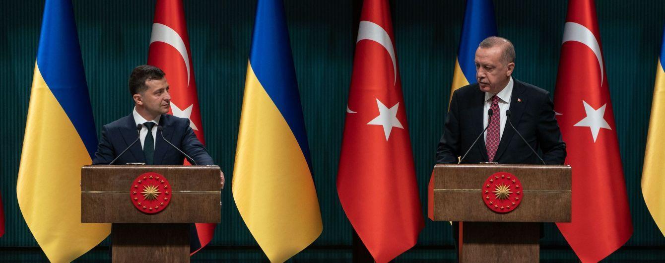 До України прибув президент Туреччини. Що обговорять та які угоди підпишуть Ердоган та Зеленський