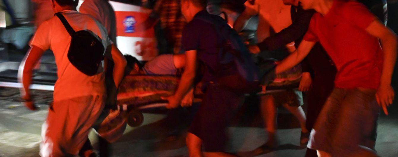 В Кыргызстане милицейский начальник впал в кому после штурма дома экс-президента Атамбаева