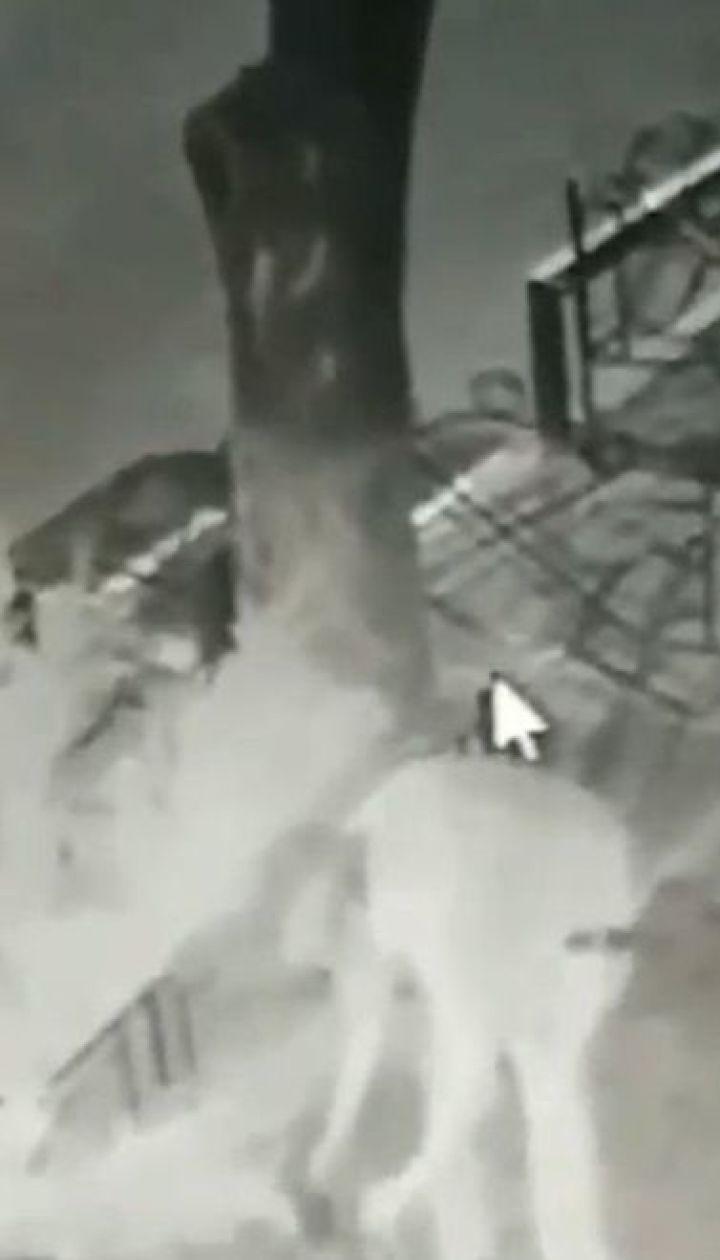 Поліцейські затримали чоловіка, який у Полтаві намагався застрелити охоронця ресторану
