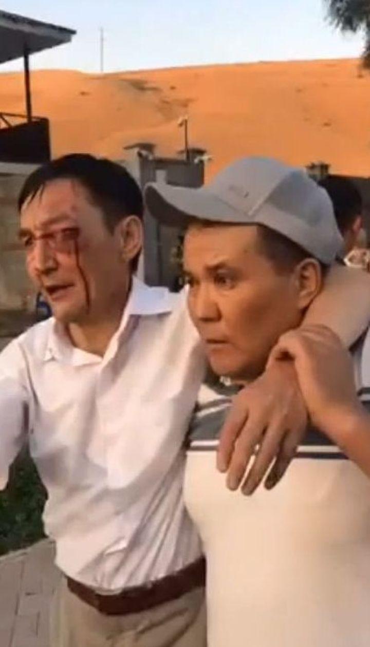 Під час спроби затримати експрезидента Киргизстану загинув один спецпризначенець