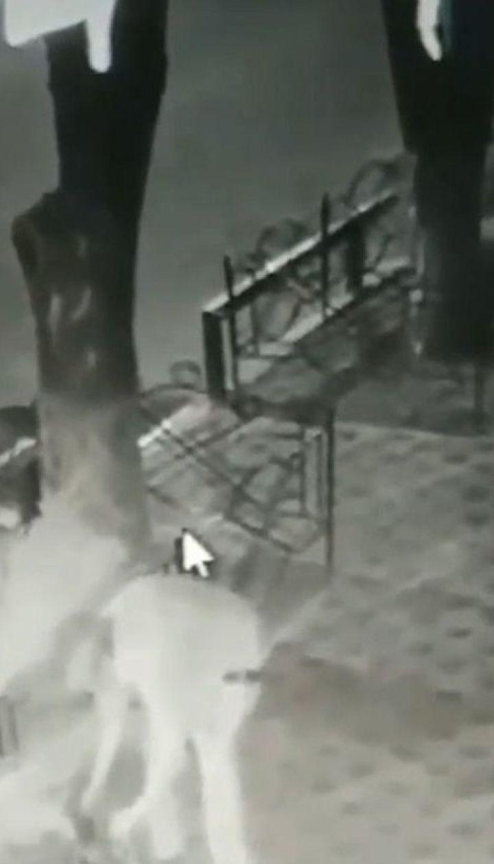 Полицейские задержали мужчину, который в Полтаве пытался застрелить охранника ресторана