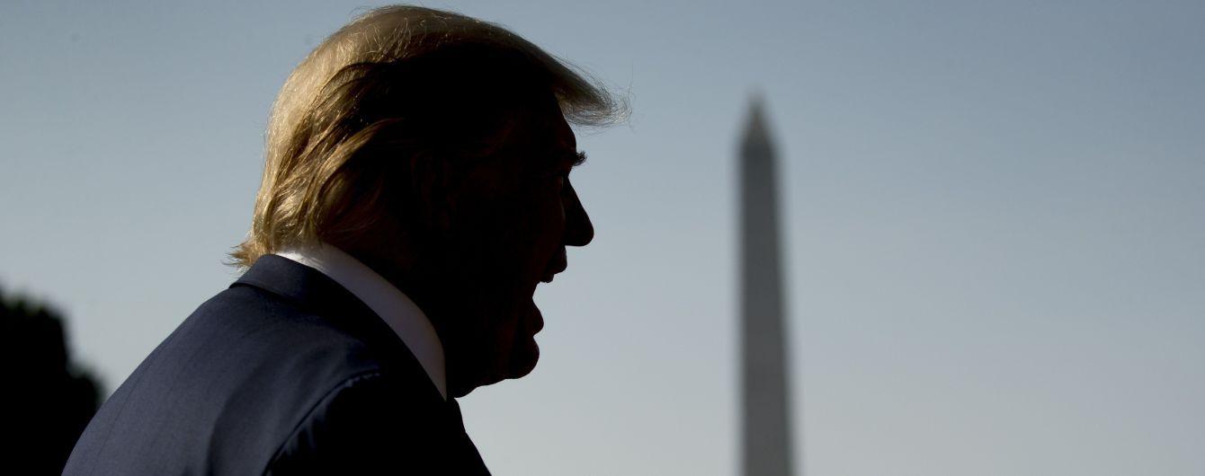 Трамп заморозил миллиарды долларов, которые идут на помощь другим странам