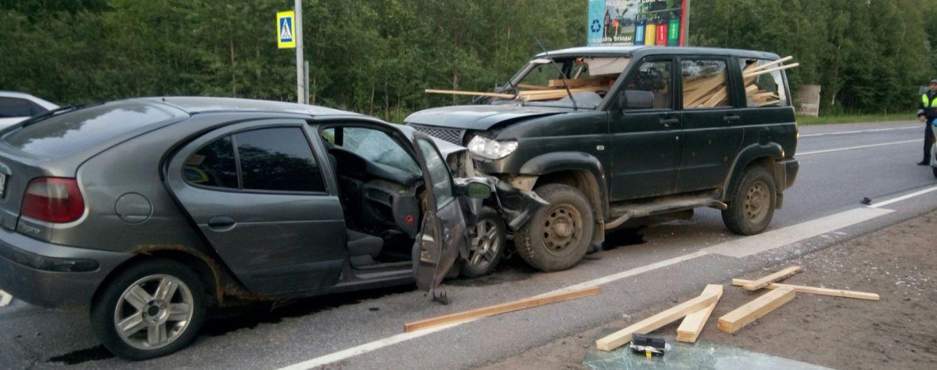Столкновение лоб в лоб. Как избежать фатальных аварий на дороге