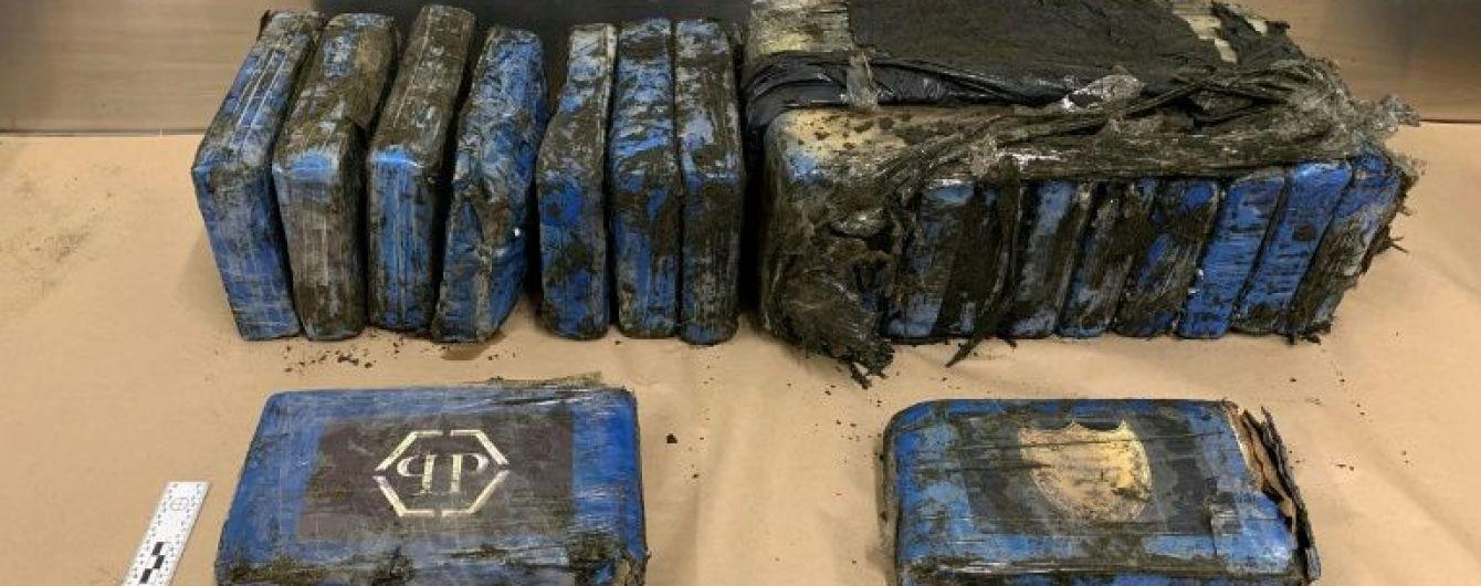 На пляж Нової Зеландії вимило пакунки з кокаїном