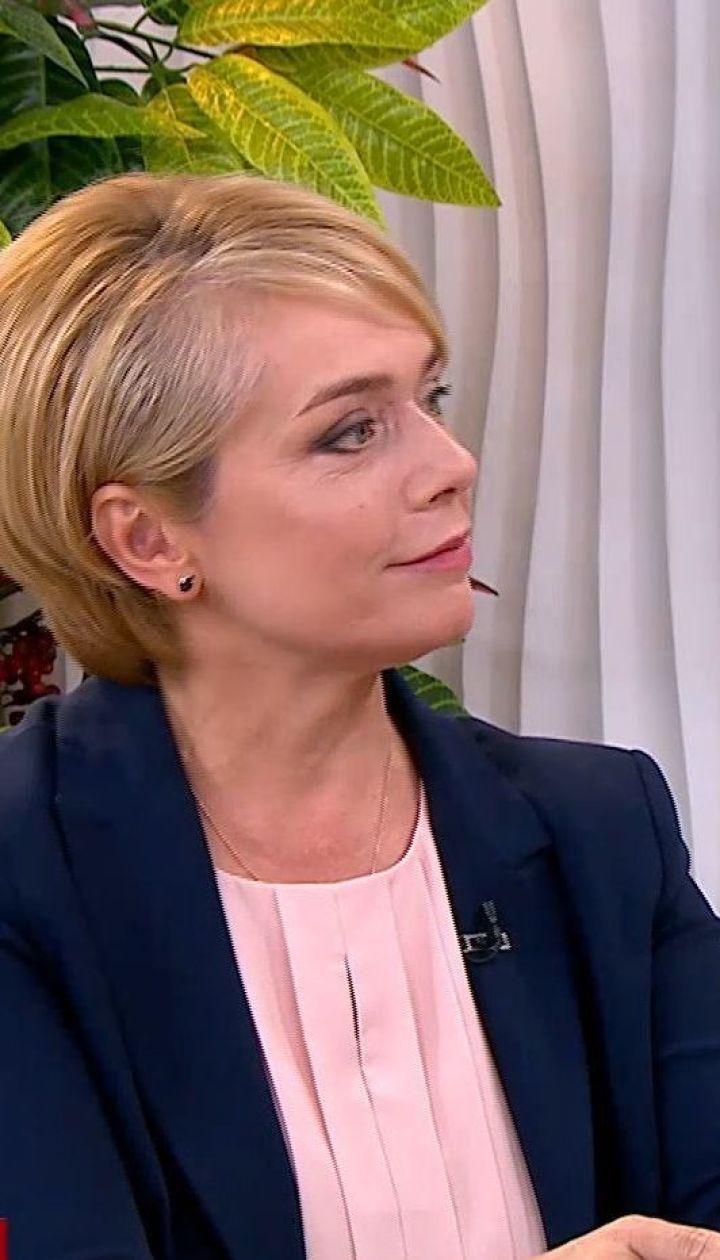 Лілія Гриневич про вступну кампанію - 2019 та підготовку до нового навчального року