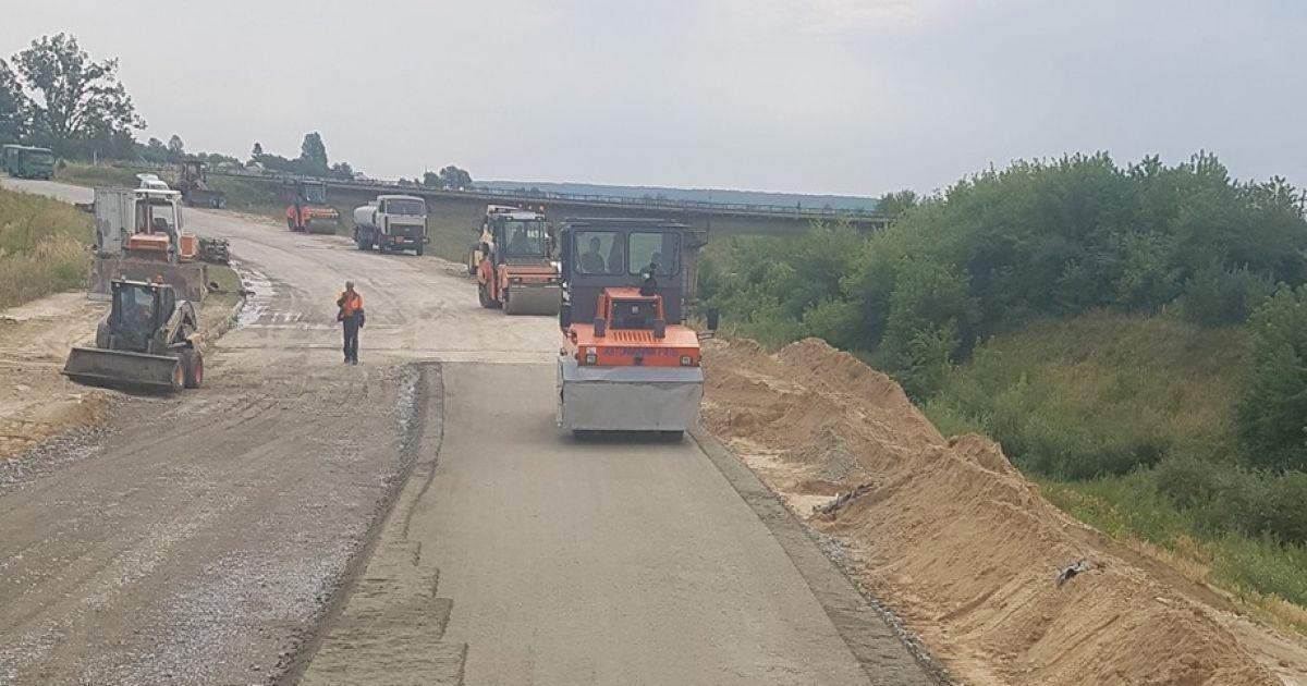 @ Служба автомобильных дорог в Волынской области