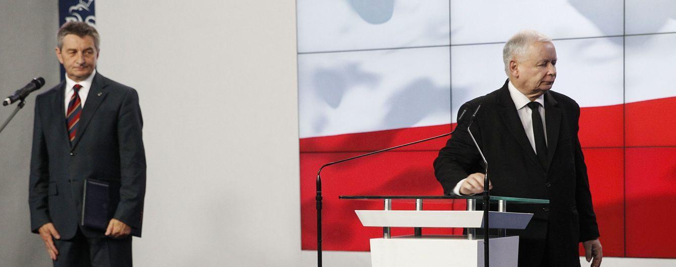 Громкий коррупционный скандал всколыхнул Польшу. Спикер парламента идет в отставку