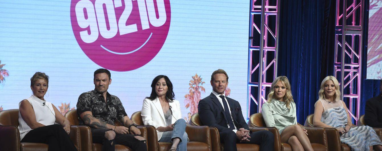 """Творці перезапуску """"Беверлі-Гіллза, 90210"""" скасували знімання продовження"""