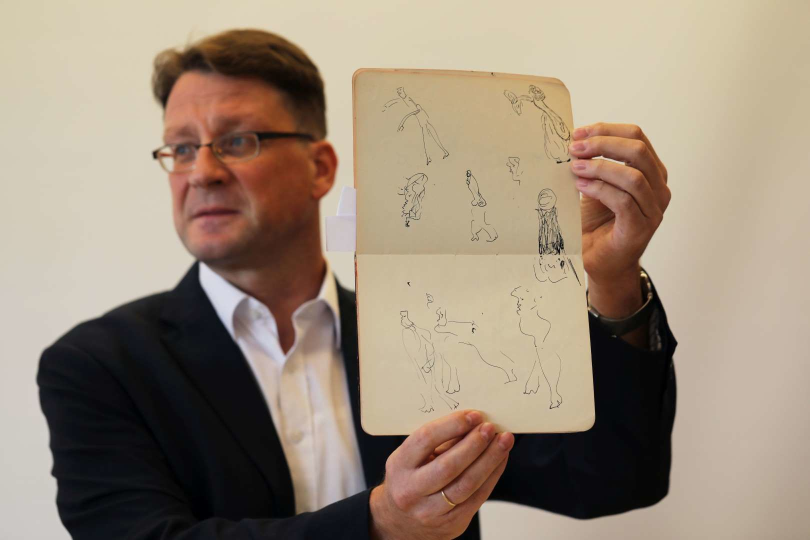 рукописи Франца Кафки, Національна бібліотека Ізраїлю