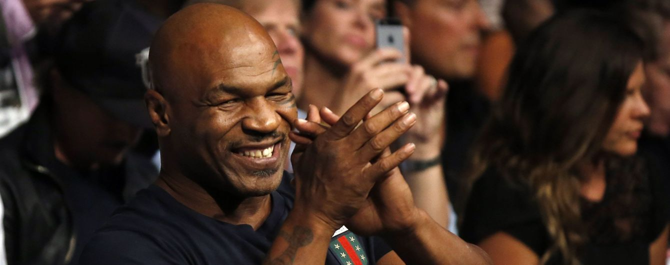 Дуель легенд: Майк Тайсон дізнався першого суперника після повернення на ринг
