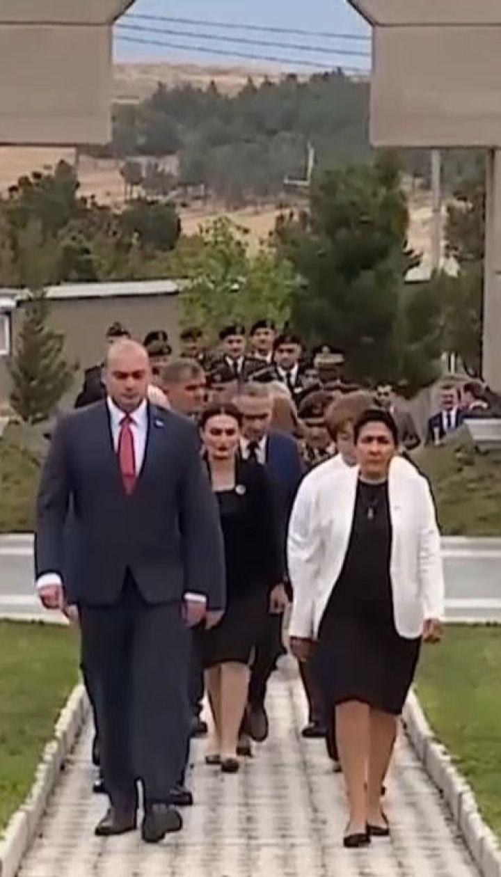В Тбилиси почтили память погибших в захватнической войне России в Грузии