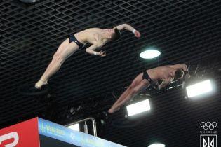 13-летний украинский прыгун в воду стал призером чемпионата Европы